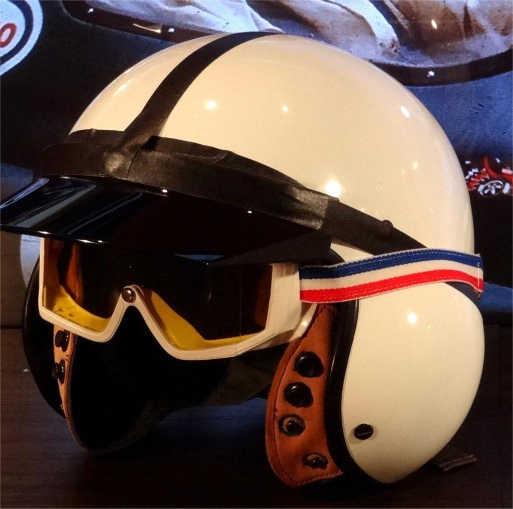 Jack Brabham Gentex helmet