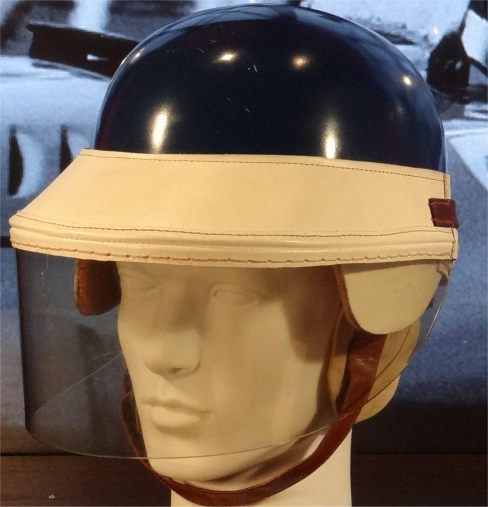 Mike Hawthorn Herbert Johnson helmet 1957