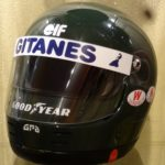 Jacques Laffite GPA helmet 1979