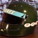 Jacques Laffite GPA helmet 1984