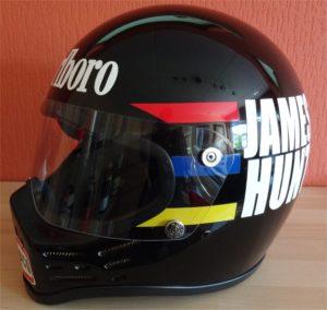 James Hunt Simpson helm