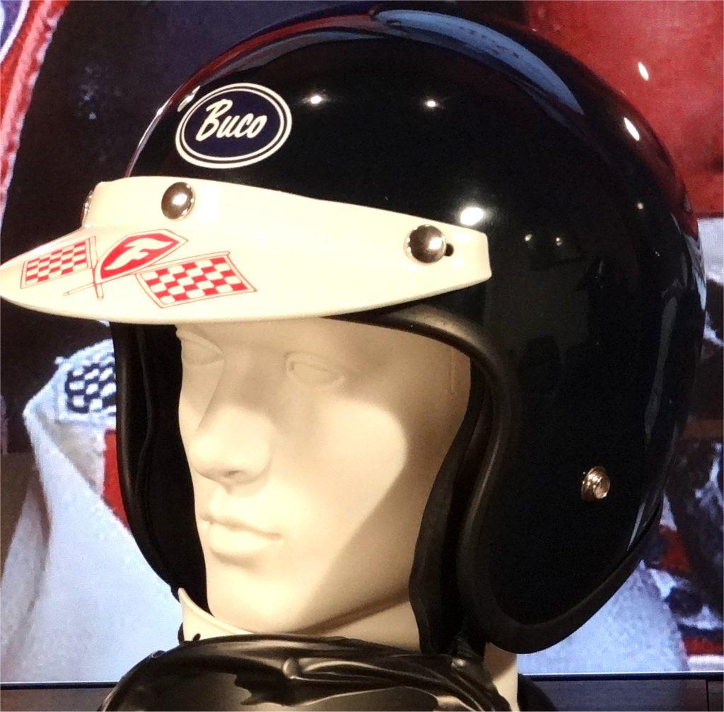 Jim Clark Buco helmet
