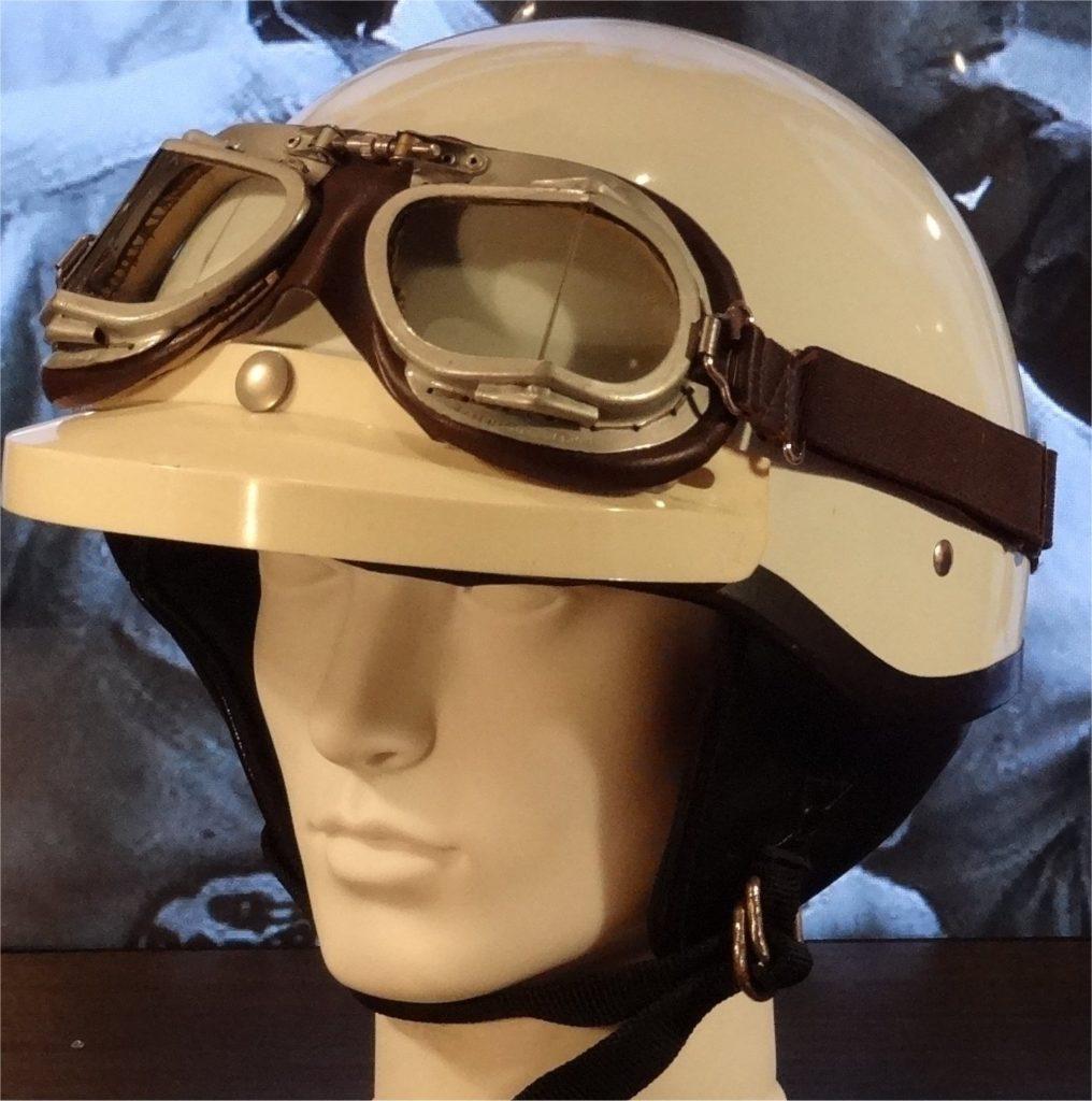 Phil Hill Bell Shorty helmet